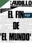 Revista El Caudillo nro. 19 a 27