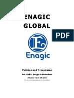 Enagic Policies & Procedures - March 29, 2012 - Copy