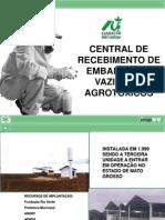 Central de Recebimento Fundacao