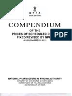 Drug Price Control Mrp
