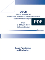 Board Functioning Presenation