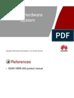 0WB080003(slide)SGSN9810 V800 (UAG)Hardware System-20090228-B-V2.0