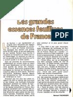 Essences Feuillues en France