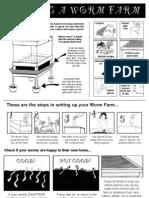 Making a Worm Farm - Factsheet