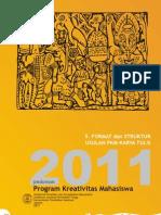 Pedoman Pkm 2012