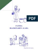Fatima Ikazkinaren Alaba- Ikaslearen Txostena