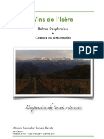 Vins de l'Isère