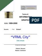 Bonanni Vrml City 2000