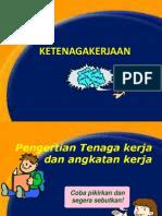 Tenaga Kerja for Hand Out