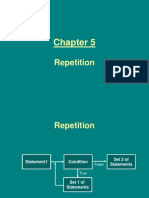 Chapter 5 - Repetition-Part1