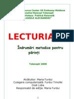 58227810 Lecturiada Materiale Pt Parinti Copii