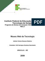 Pesquisa Científica - Processadores (2009)