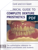 A Clinical Guide To Removable Partial Dentures Pdf