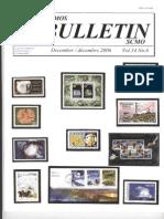 CMOS Bulletin What is Meteorological Philately