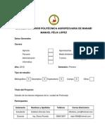 Perfil Proyecto Estéfano