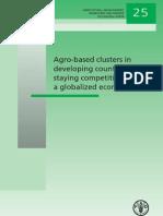 Agrobased Clusters