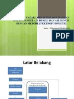 Presentasi Ujian PKL