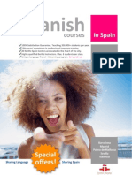 Berlitz Spanish Courses E-Brochure 2012