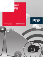 Interbrand Marketing Review- Spain