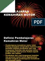 Pembelajaran Kemahiran Motor