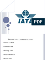 IATA Presentation for Economics