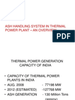 Overview on Ash Handling System