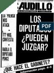 Revista El Caudillo nro. 73