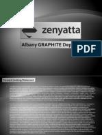 Zenyetta Ventures Graphite