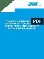 UK DECC Smart Metering Plan