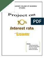 0% Interest Rate Loans