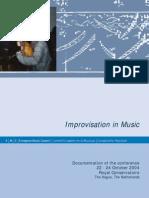 Improv in Music