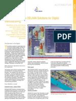DELMIA Virtual Ergonomics Tata