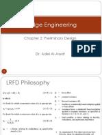 Bridge Ch2 PrelimDesign