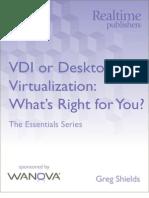 Essentials Series-Desktop Virtualization