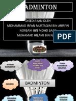 Badminton Tmk