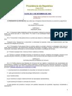 CODIGO DO COSUMIDOR - RESOLUÇÃO BACEM CMN 3.694 - MARKETING SASTIFAÇÃO, VALOR CLIENTE