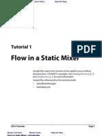 Tut 01 Static Mixer
