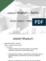 Jewish Museum – Berlim
