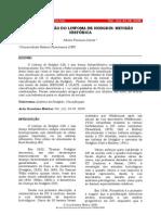 classificação linfoma hodgkin revisão