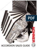 Hohner Accordion Sales Guide