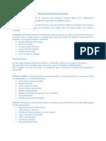 Repaso Documentos de Uso Comercial