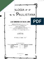 Genealogia Paulista 04