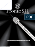 000 ProntoSIL Catalog