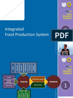 Integrated Food Production System