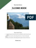 Peace Corps Georgia Welcome Book  |  Summer 2012