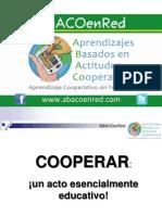 2 Cooperar - un acto esencialmente educativo - CENID - CTES - México 2012
