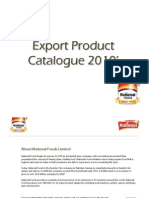 National Foods Product Catalogue 2010