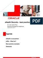 Oracle Ehr