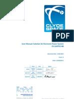 3U EPS User Manual