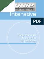 Comportamento Humano Nas Organizacoes[1](1)